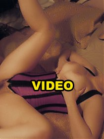 Busty blondie Zenova Breaden show offs her natural hairy pussy and gets fucked hard live